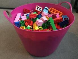 Lego DUPLO bricks & assorted sets
