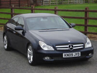 2009 MERCEDES CLS320 CDI AUTOMATIC ** FULL SERVICE HISTORY **