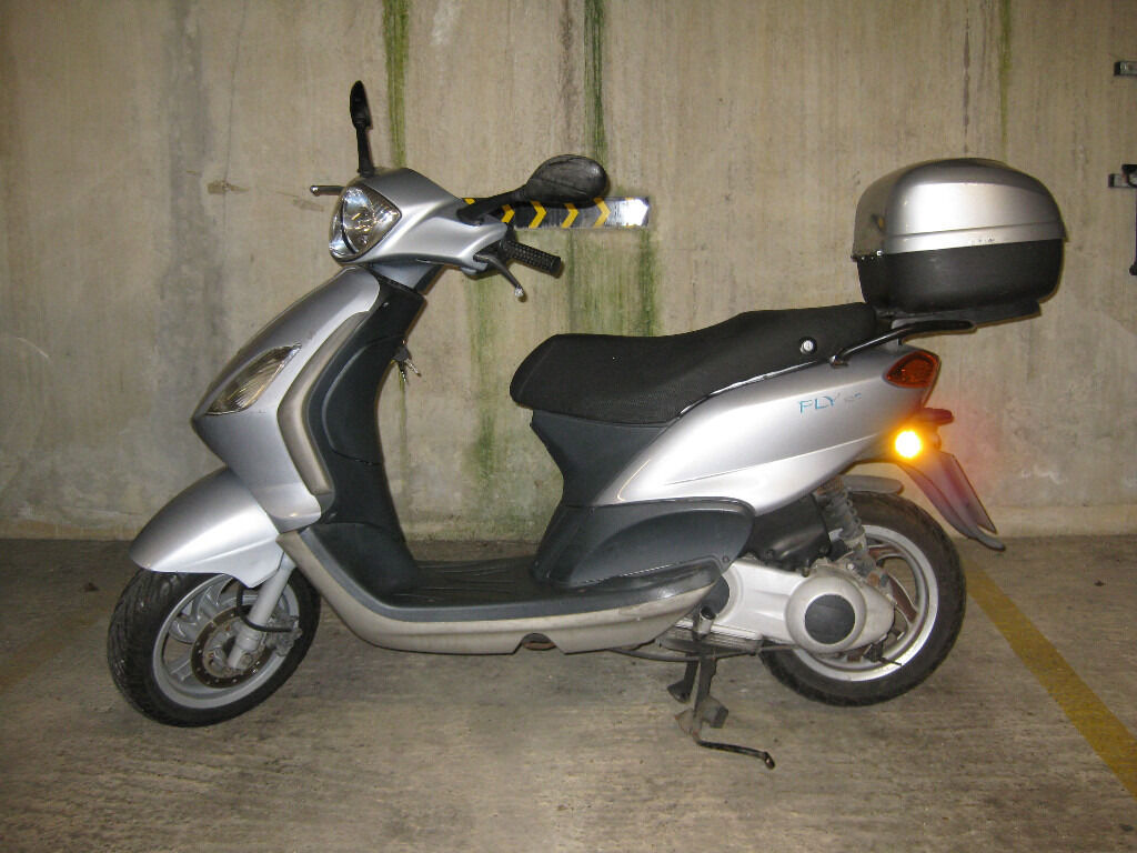 piaggio fly 125cc for sale | in ealing broadway, london | gumtree