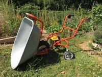 Sherpa electric wheelbarrow