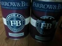 Paint Farrow and Ball