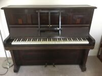 Chappell Upright Piano - Collection only Bognor Regis