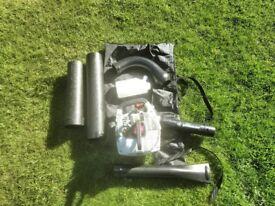 Gardencare 26cc blower and vacuum brand new