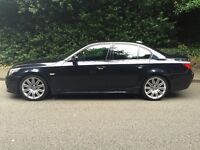 BMW 520d auto m sport LCI