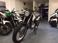 Derbi Senda 125cc Manual Motorcycle, White, 1 Owner, V Good Condition, ** Finance Available **