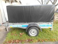 Lovely Large Trailer for Sale complete with Cover