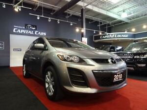 2010 Mazda CX-7 SOLD!!! GT / AWD / LEATHER / SUNROOF