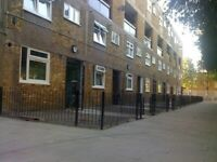 Double Room in East London, Whitechapel (Zone 2), Furnished