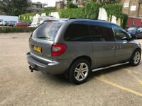 2008 Chrysler Voyager 2.8CRD Executive, Nav, Automatic, Immaculate Condition