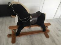 Lovely rocking horse mamas and papas good condition no longer have the room for it