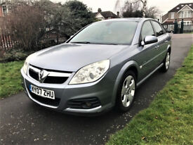 2007 Vauxhall Vectra 2.8 i Turbo V6 24v Elite 5dr -- Automatic - Part Exchange Welcome - Drives Good
