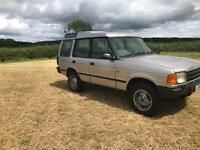 Land Rover discover 300tdi