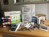 Nintendo Wii plus.