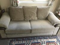 SOFA BED 2 - 3 Seater bed used twice