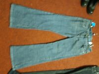Size 14 ladies jeans. Copley Mill LOW COST MOVES 2nd hand furniture STALYBRIDGE SK15 3DN.