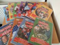 11 Only Fools and Horses DVD's