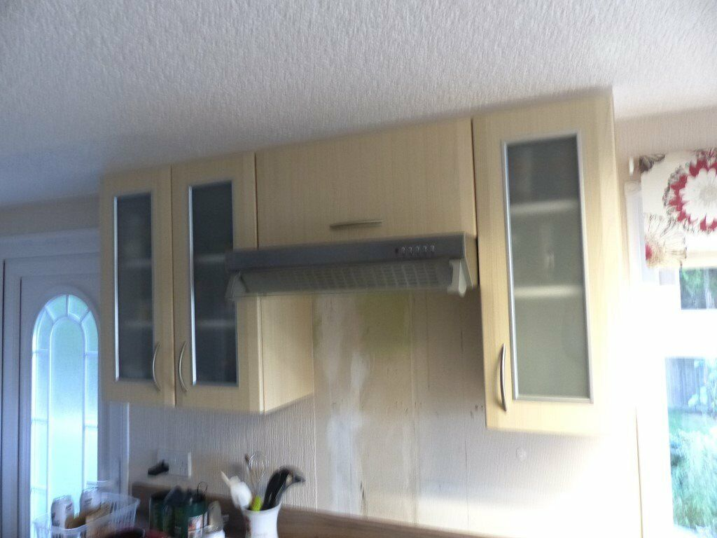 Selection of Maple kitchen cabinet doors and drawers for ...