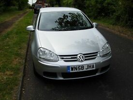 Volkswagen Golf MK5 1.9 TDI Bluemotion Tech Match Final Edition 5Dr