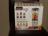 Hinari Genie 8 in 1 blender (with Box), Excellent condition