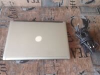 Used, Dell D620 Laptop notebook (Intel Core Duo T2400 1.83 GHz, 2 GB RAM, 80 GB HDD) for sale  Shropshire