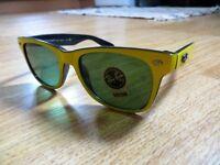 Black and Yellow Ray-Ban Sunglasses