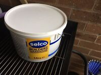 SELCO WATER RESISTANT READY MIXED CERAMIC WALL TILE ADHESIVE 14KG
