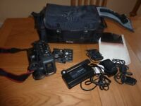 JVC Compact Camcorder GRA AX5