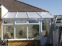 Heat & Noise In Your Conservatory?