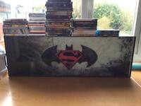 Batman v Superman Light up Display