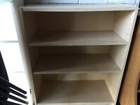 2 Book shelf in very good condition