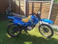 125cc field bike swaps