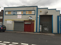 WORKSHOP FOR RENT AND LEASE PARTS AND WORKSOP WEDNESBURY WS10
