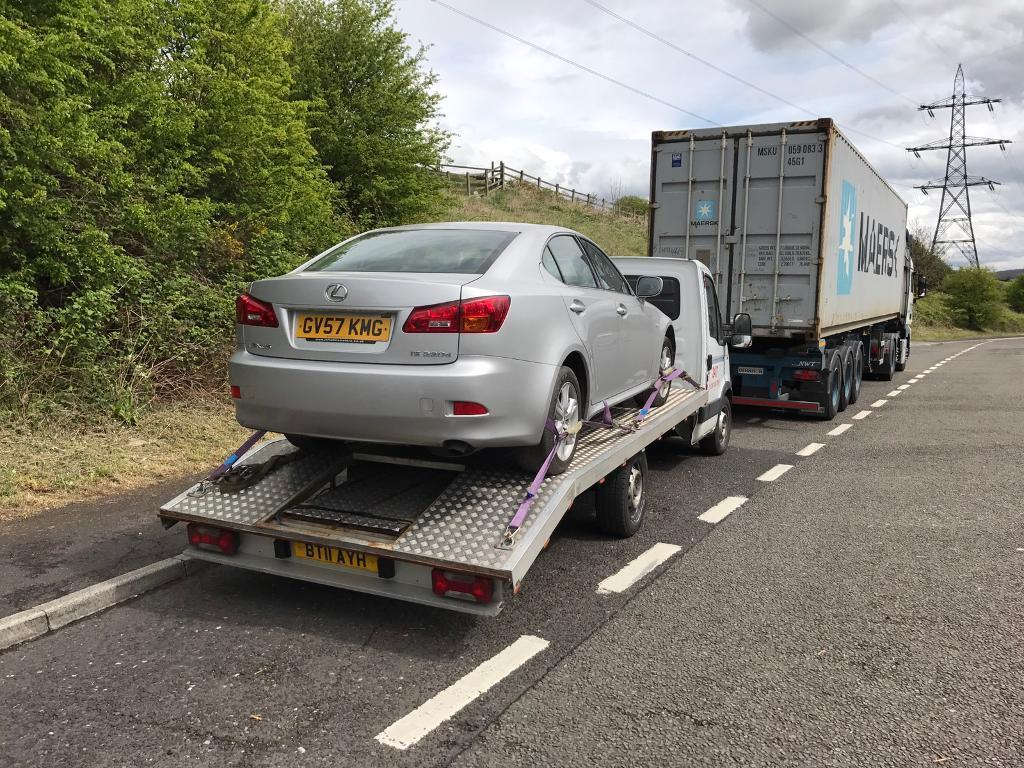 VEHICHE BREAKDOWN RECOVERY SERVICES 24/7