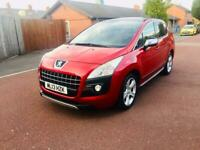 Peugeot 3008 Allure E HDi Diesel 1.6 Automatic year 2013