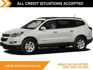 2012 Chevrolet Traverse LS AWD CRUISE CONTROL SECURITY SYSTEM