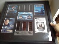 Harry Potter framed picture