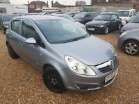 Vauxhall Corsa 1.2 i 16v Club 5dr, GENUINE LOW MILEAGE. 2 FORMER KEEPERS. HPI CLEAR. FULLY SERVICED
