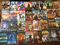 Selection of 32 DVD's