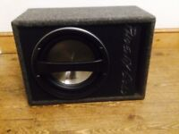 Phenolic Gold Subwoofer active box, 6 months old