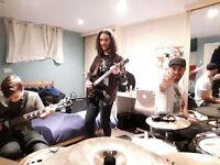 Murky Grunge Rock Band Nine Cold Wolves Seeks Drummer