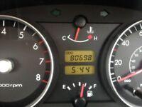 Hyundai Getz 1.1 Gsi 3dr MOT until Sept 18