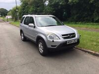 2004 Honda CR-V I-TEC SE Sport - June 17 MOT. 1 previous owner from new
