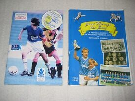 Millwall Pictorial History + one programme