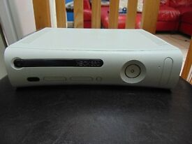 Xbox 360 White Console, 1 Remote Included