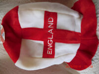 England football supporters hat