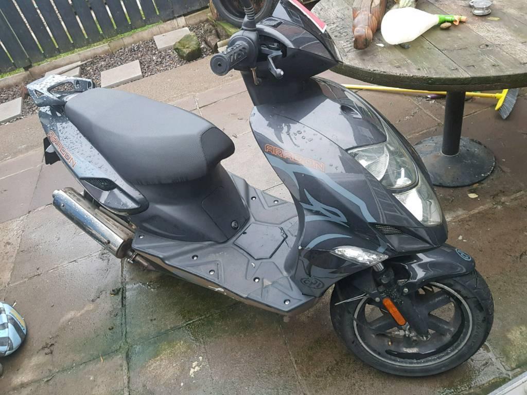 2012 125 slimline 125cc scooter | in Belfast | Gumtree