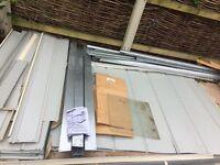 Treco double sliding door workshop