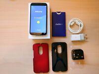Motorola MOTO X (XT1092 2nd Gen.) - 16GB - Black (Unlocked) Android 6 Smartphone