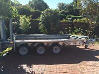 For williams plant trailer
