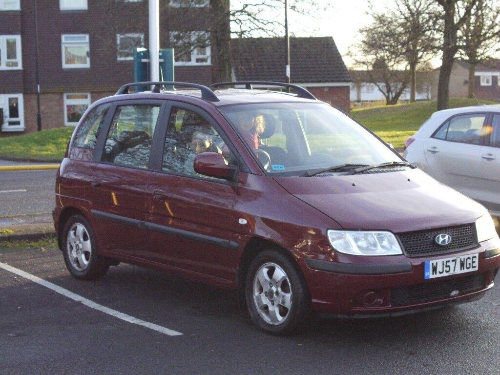 Hyundai hyundai matrix : 2007 Hyundai Matrix AUTOMATIC | in Southampton, Hampshire | Gumtree